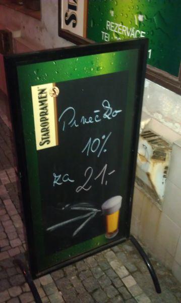 Desetiprocentní pivo porazí kde koho