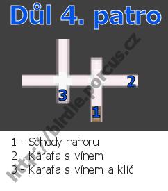Mapa dolu 4. patro