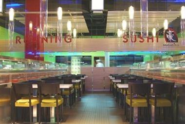 Makakiko Running Sushi