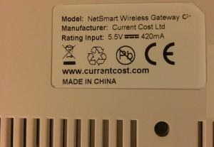 Smutná pravda - Made in China. Označení skutečného výrobce i původní názvu produktu je nečekaný bonus.